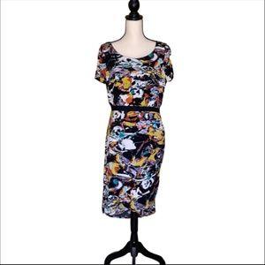 Andrew Marc Sheath Dress